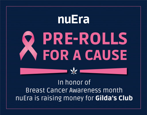 nuEra Announces Month-Long Fundraising Initiative to Raise Awareness for Breast Cancer