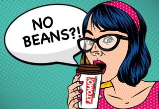 Atomo Coffee Contains No Beans