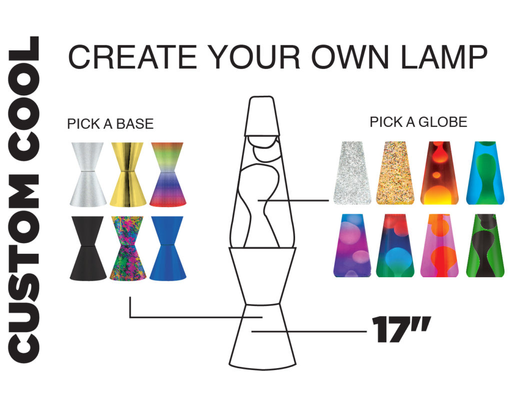 Custom Cool Lava Lamp