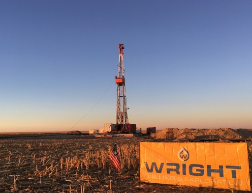 Wright Drilling & Exploration Drills Successful Well in Kansas Expanding Their Positive Oil Producing Results Across Three States