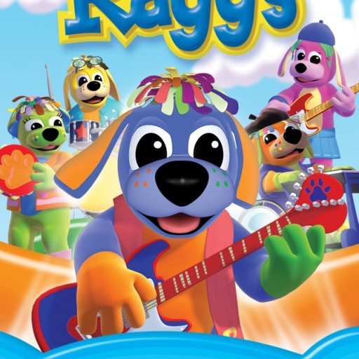 RAGGS ROCKS on HOOPLA DIGITAL