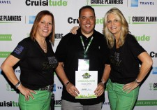 Agent receives top honors at Cruise Planners National Convention