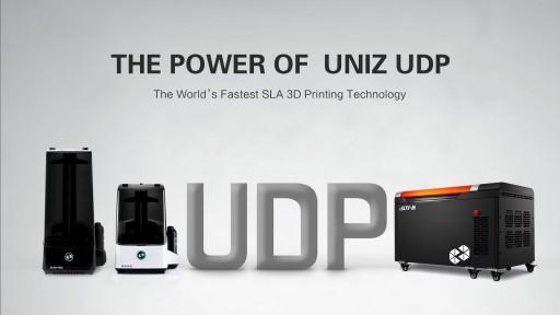 UNIZ Returns to Kickstarter to Launch a New Series of Revolutionary 3D Printers - SLASH +/OL/Pro and zSLTV-Mini