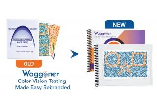 Rebranded Color Vision Testing Made Easy
