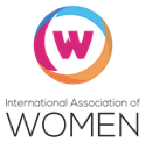 International Association of Women Inducts Angela Eder Into Its VIP Influencer of the Year Circle