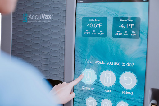 HopeHealth the First in South Carolina to Implement AccuVax® and AccuShelf® to Safeguard Vaccines, Medications, and Supplies and Further Enhance Patient Safety