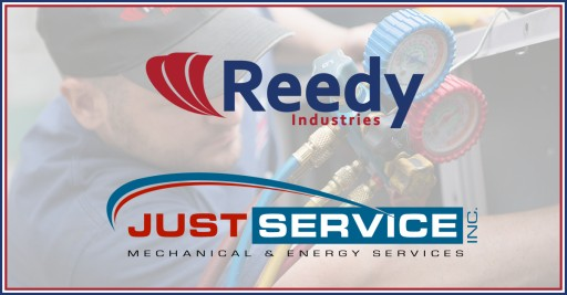 Reedy Industries Acquires Milwaukee's Just Service Inc.