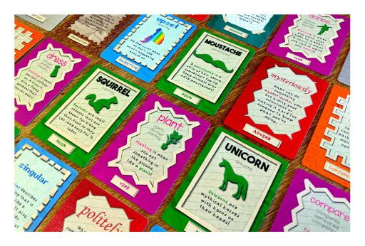 Pen & Pixel Studios Releases Grammatical Nonsense: A World's First for Literacy & Speech Games