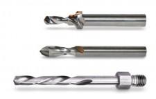8-facet PDC Drills, Carbide Drills/Countersinks
