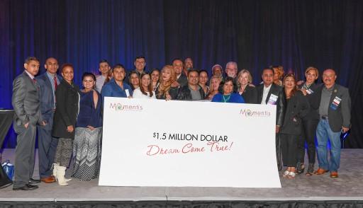 $1.5 Million Bonus Up for Grabs for Momentis Independent Representatives