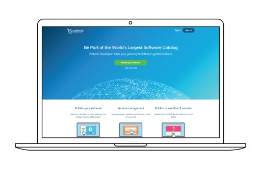 Softonic.com Launches New 'Developer Hub'
