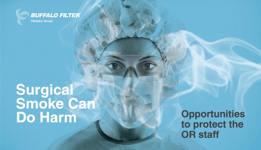 Buffalo Filter Launches 'End Surgical Smoke' Campaign