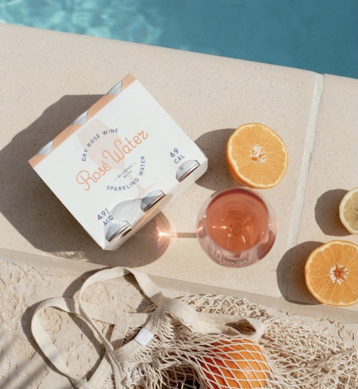 Rosé Water Teams Up With Kendra Scott to Celebrate National Rosé Day