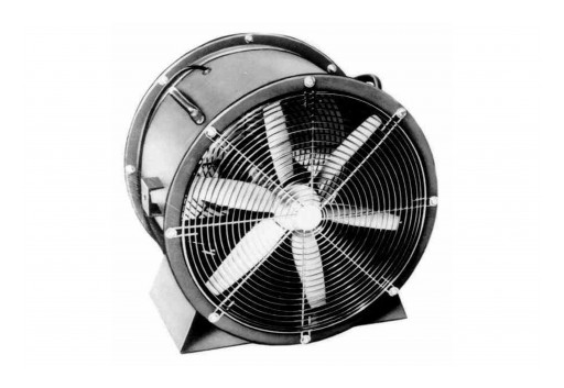 """Larson Electronics Releases 36"""" Explosion Proof Fan, High Velocity, 1725 CFM, 480V 3-Phase"""