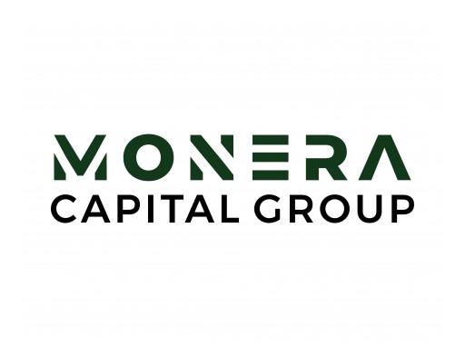 Newly Established Monera Capital Group Reaches Funding Benchmark of $10 Million