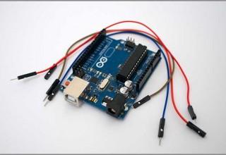 Arduino Ultrasonic Sensor Connection