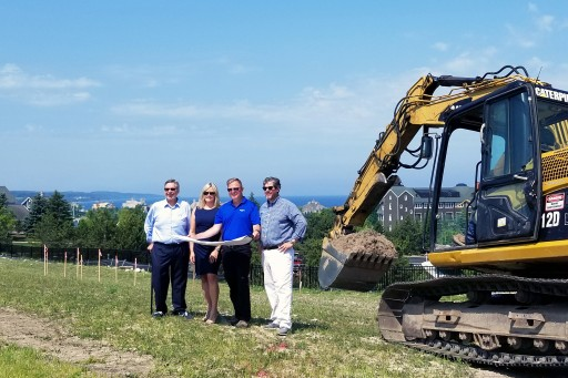 Bay Harbor Announces Groundbreaking and Construction at the Ridge