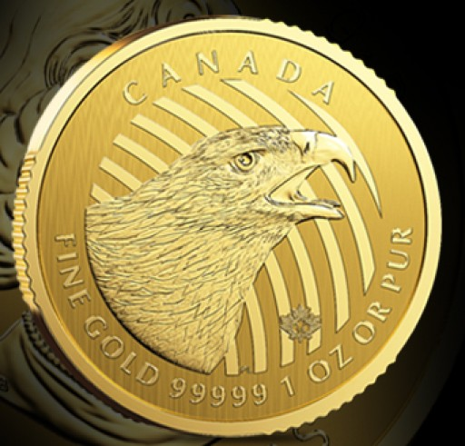 Celebrate One of Canada's Most Breathtaking Predators With Bullion Exchanges