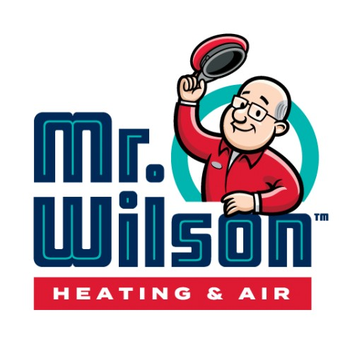 Mr Wilson Heating & Air Conditioning Introduces Its New Logo Alongside Its 2018 San Antonio Fiesta Medal