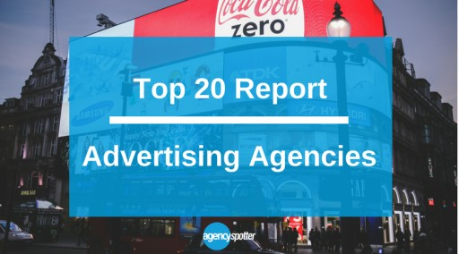 Top Advertising Agencies Report for June 2017