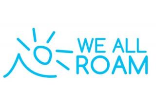 We All Roam Logo 3