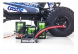 Castle Creations Mamba X Electronic Speed Control and Sensored Brushless DC Motors