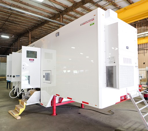 Electronic Power Design Completes Mobile Substation Project That Explores the Potential of True Electrical Fracking