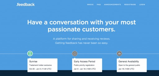 Top Level Spectrum Launches New Platform for Gathering and Sharing Customer Feedback