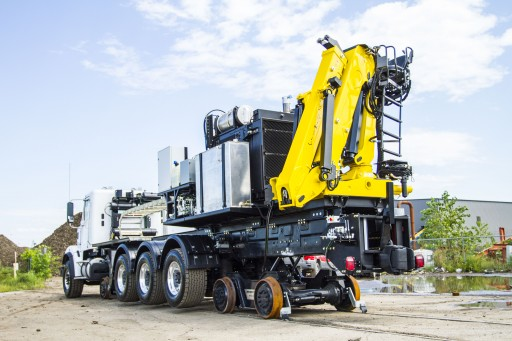 Custom Truck & Equipment Rail Division Announces Release of Rail Car Mover