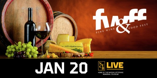 Fine Wine & Food Festival Comes to Long Island