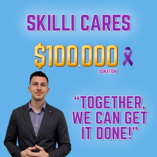 Skilli World Trivia App Pledges to Donate Up to $100k to National Pancreatic Cancer Foundation in Honor of Trivia Legend Alex Trebek