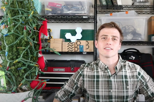 Automate This Christmas With the Do-It-Yourself Smart Outlet Tutorial From Quantum Integration