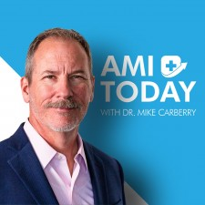 Dr. Mike Carrberry, founder of Advanced Medical Integration (AMI) spoke at the California Chiropractic Association