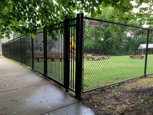 Nashville Contractor Donates Security Fence to Preston Taylor Ministries for Annual Service Project