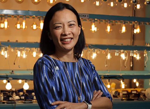 Bulbrite's Cathy Choi Receives 2021 ALA Women in Lighting Leadership Award