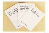 Social Lubrication Cards