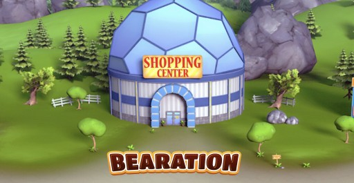 Bearation: A New Online Virtual World Releasing in 2018