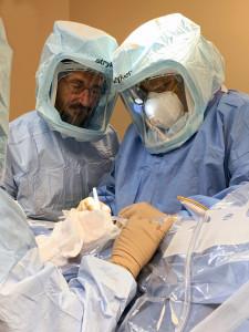 Dr. McCoy and Dr. Kerina of UNOVA Hip & Knee Center