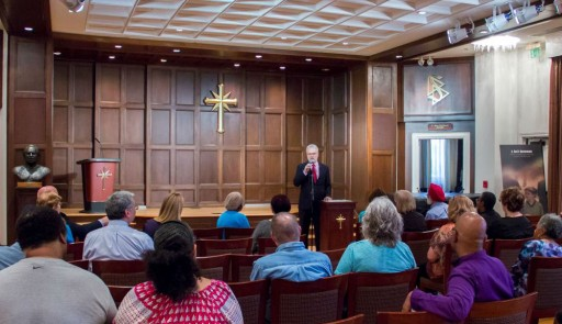 Religious Leaders 'Speak Their Peace' at the Church of Scientology