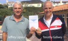 Timothy Gallwey teams up with Jeffrey Lipsius