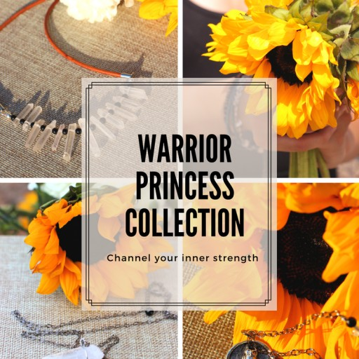Stunning New Necklaces That Awaken the Warrior Princess Within