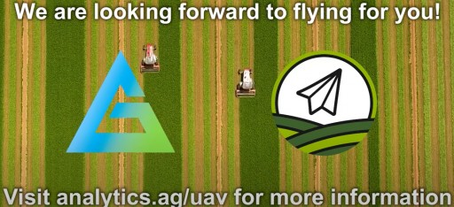 Ag-Analytics® and Farm Flight Launch Fully Remote On-Demand UAV Service