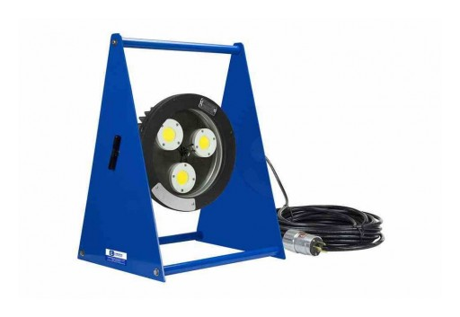 Larson Electronics Releases 60W Explosion Proof AC LED Light, Portable, CID1, CIID1