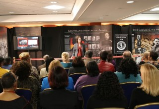 Opening of the Citizens Commission on Human Rights Psychiatry: An Industry of Death exhibit in Washington D.C.