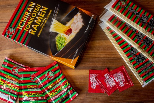 ICHIRAN Take-Home Ramen Kit Fall Savings Event