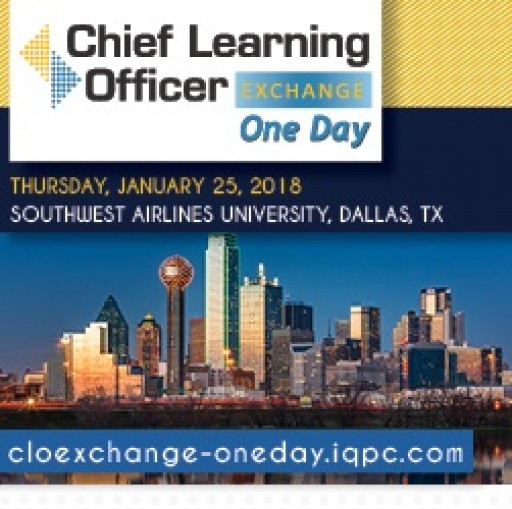 Southwest Airlines, TGI Fridays, Other Leading Global Companies to Send Learning Leaders to January Chief Learning Officer Exchange in Dallas
