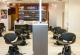 SalonSmart supplies Salon West with Salon Ambience Styling Chairs