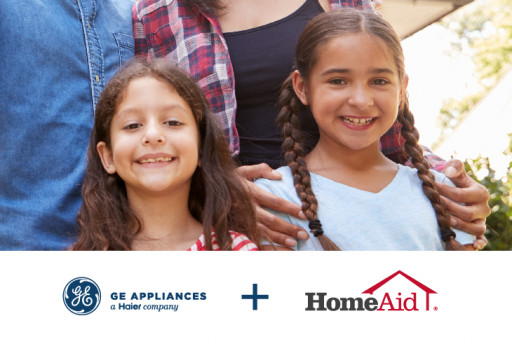 HomeAid Partners With GE Appliances to Help Build Homes for Homeless Youth in Orlando