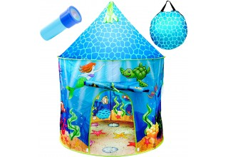 Under the Sea Play Tent for Kids