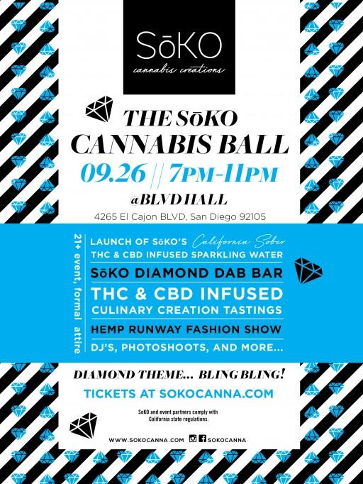 The SoKO Diamond Cannabis Ball